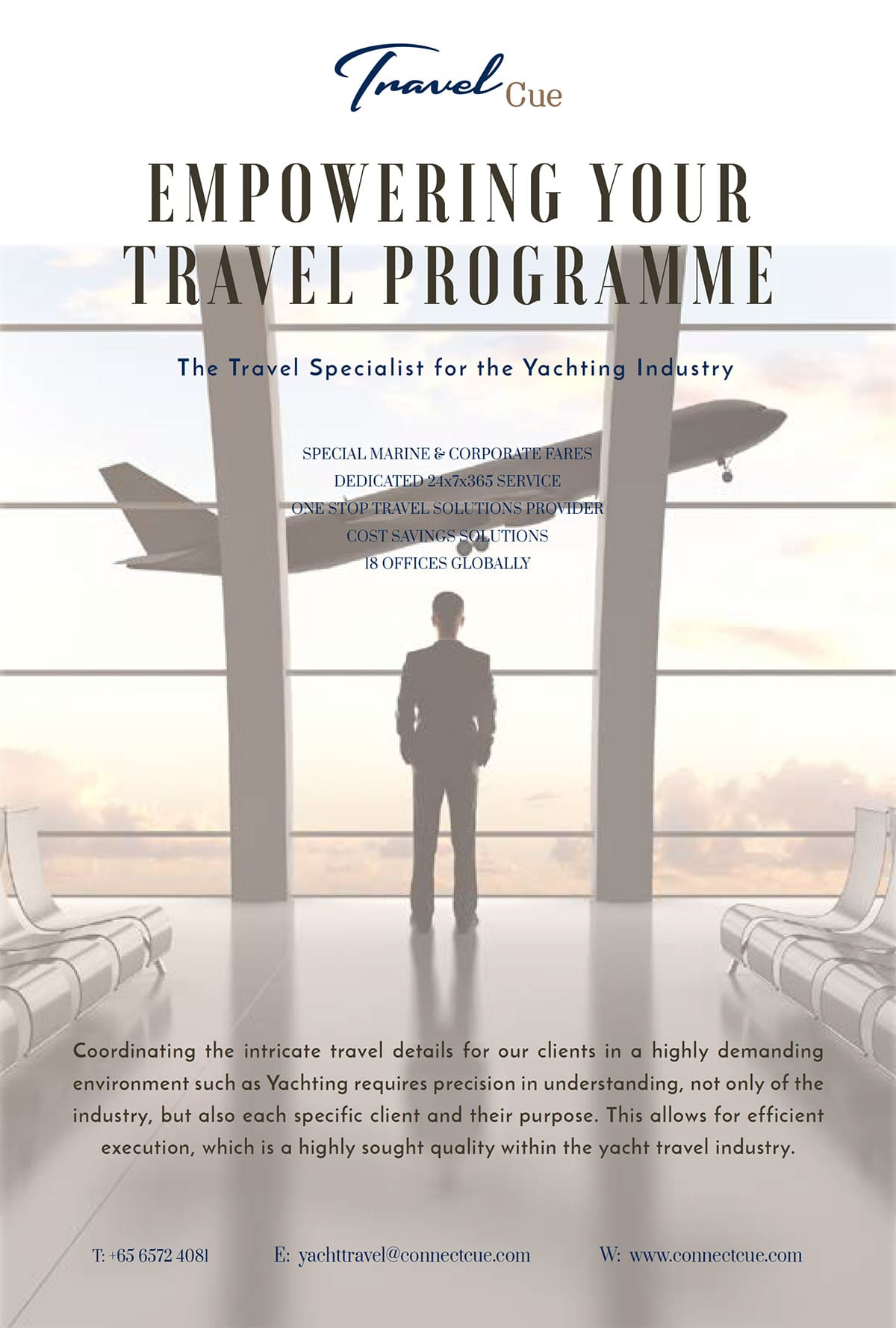 Empowering Your Travel Programme