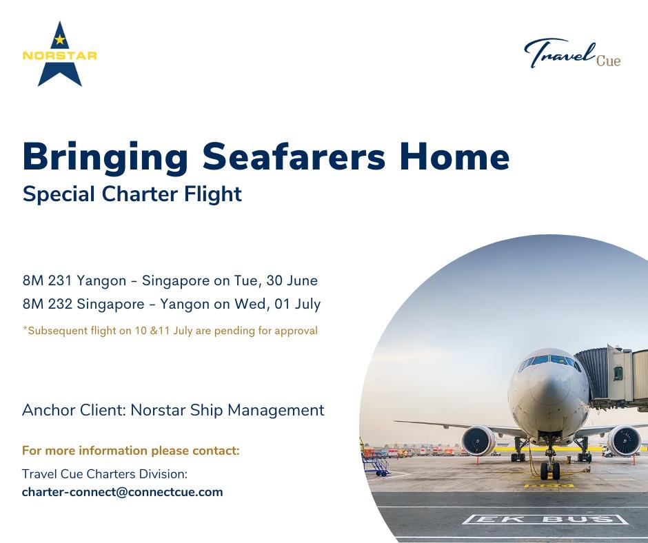 Charter Bringing Seafarers Home